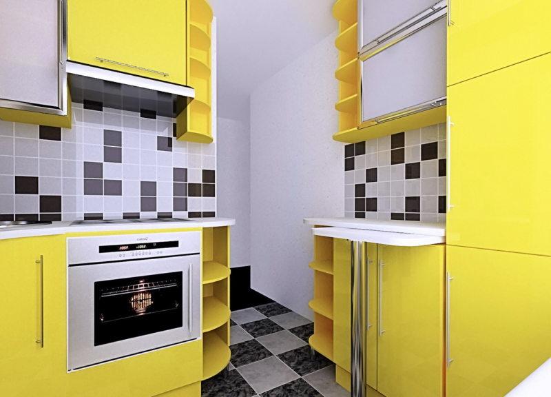 Маленькая кухня 2017 (25)