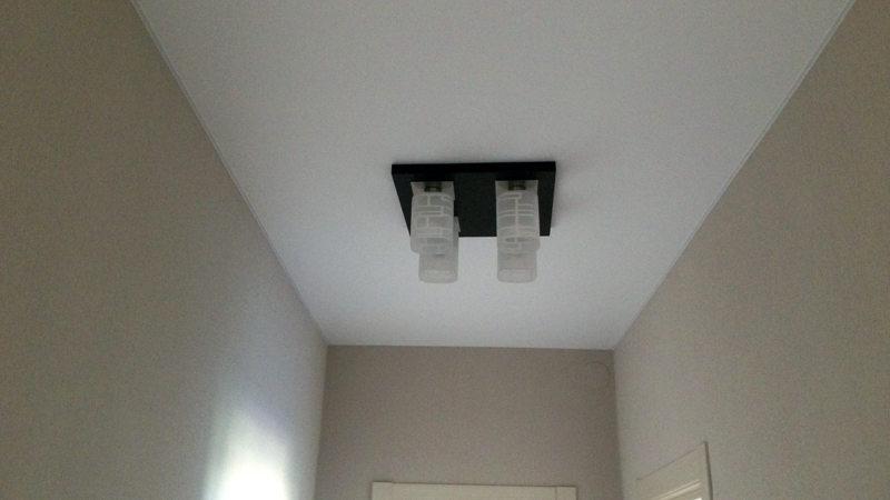 Натяжные потолки в прихожей (31)