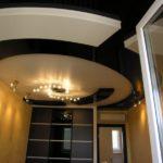 Натяжные потолки в прихожей (9)