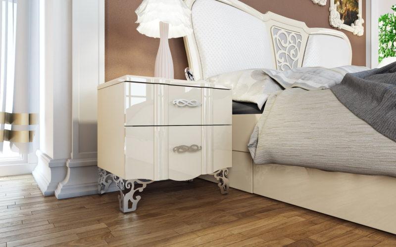 Нежная спальня (5)