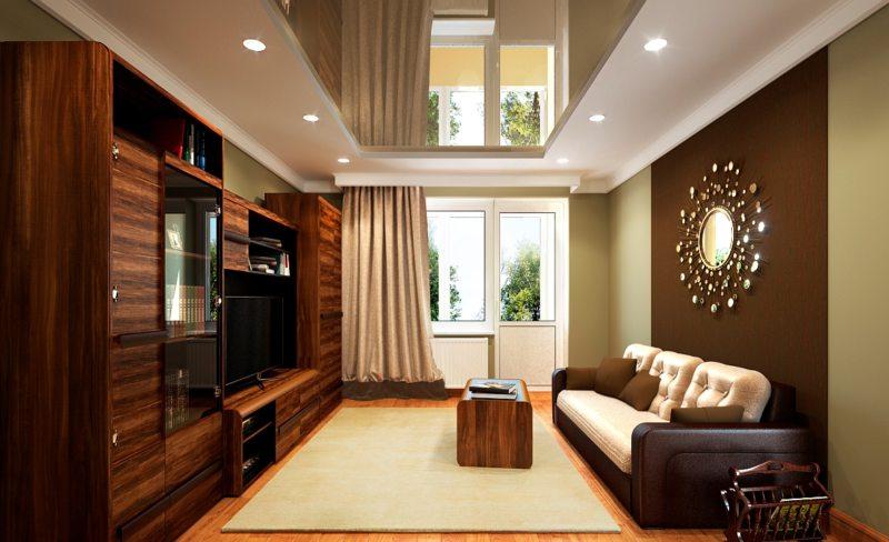 Оливковая гостиная (54)