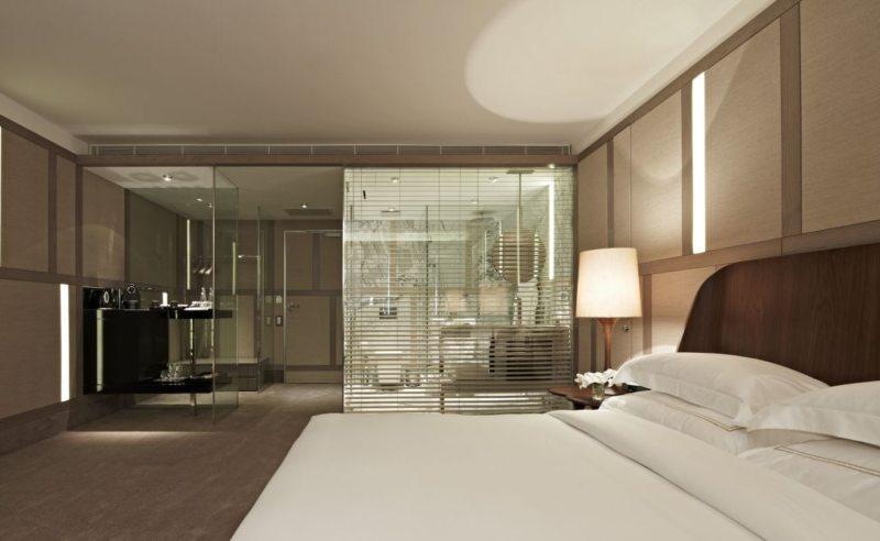 Перегородка в спальне (10)