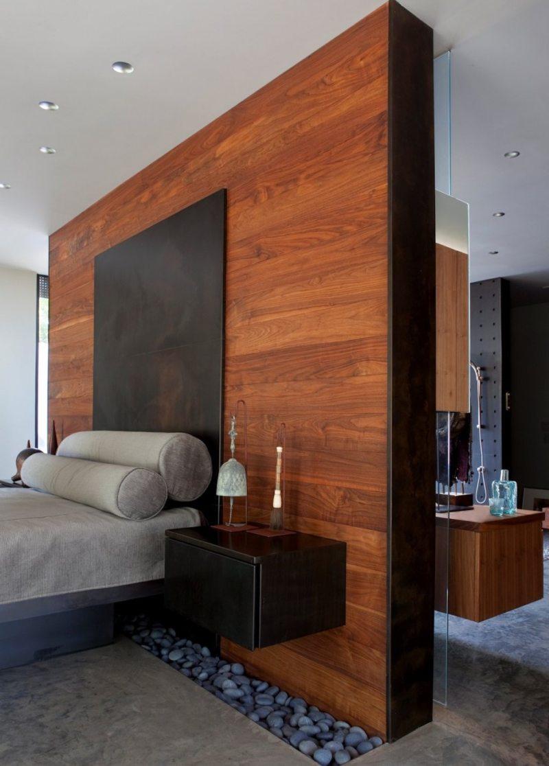 Перегородка в спальне (34)