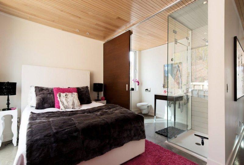 Перегородка в спальне (4)