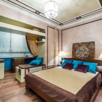 Планировка спальни — как обустроить комнату для сна со вкусом (90 фото)