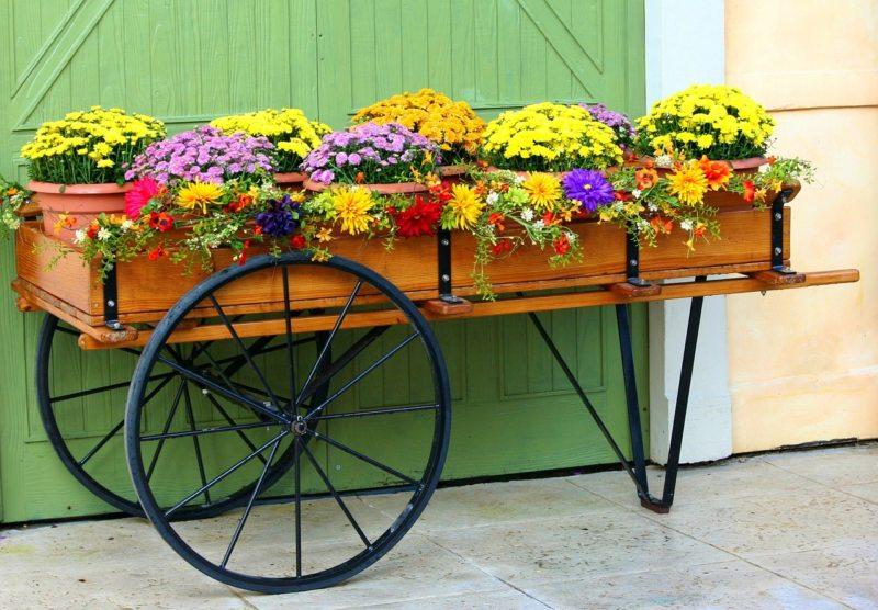 Подставка для цветов (9)