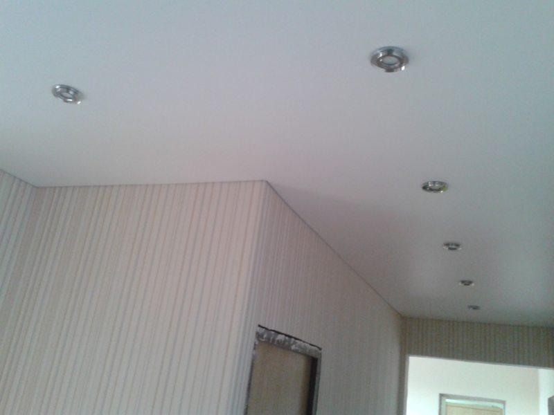 Потолок в прихожей (14)