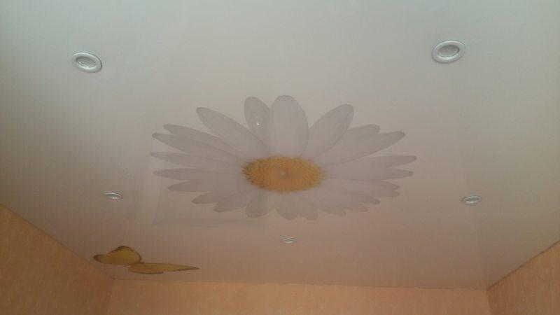Потолок в прихожей (15)