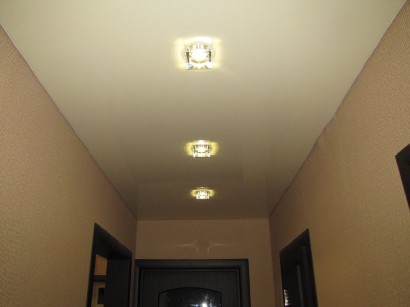 Потолок в прихожей (17)