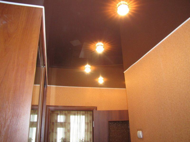 Потолок в прихожей (18)