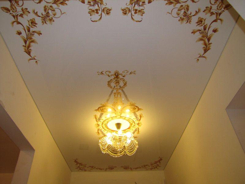 Потолок в прихожей (19)
