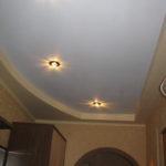 Потолок в прихожей (2)
