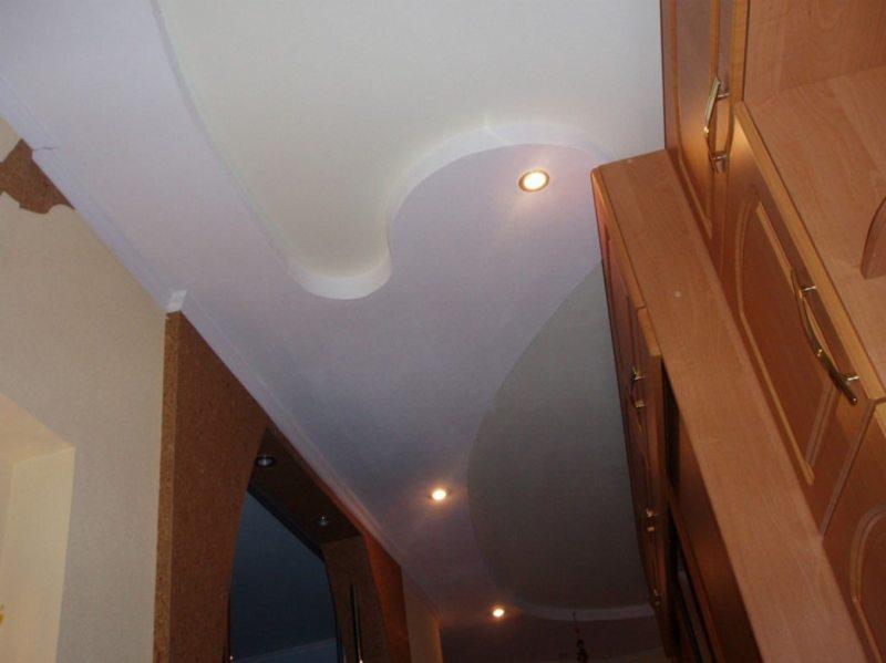 Потолок в прихожей (20)