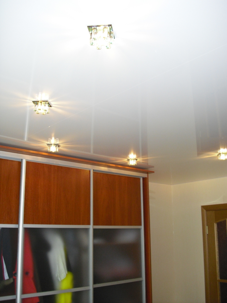 Потолок в прихожей (21)