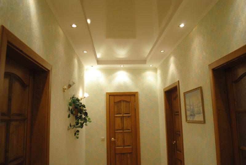 Потолок в прихожей (39)