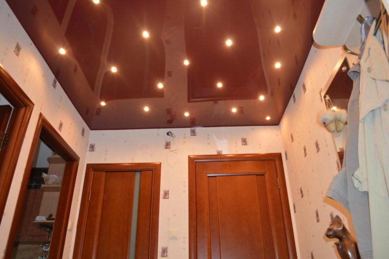 Потолок в прихожей (43)
