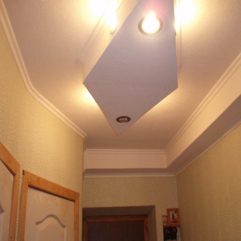 Потолок в прихожей (49)