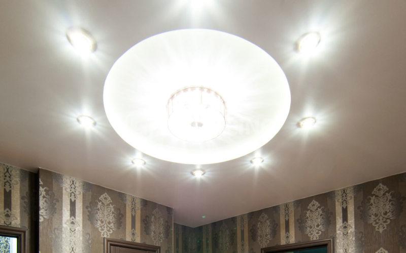 Потолок в прихожей (50)