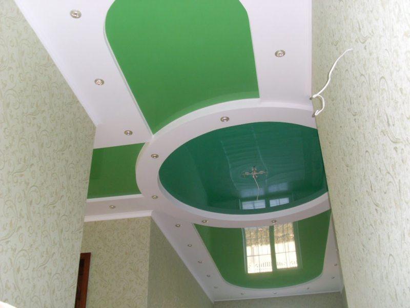 Потолок в прихожей (51)