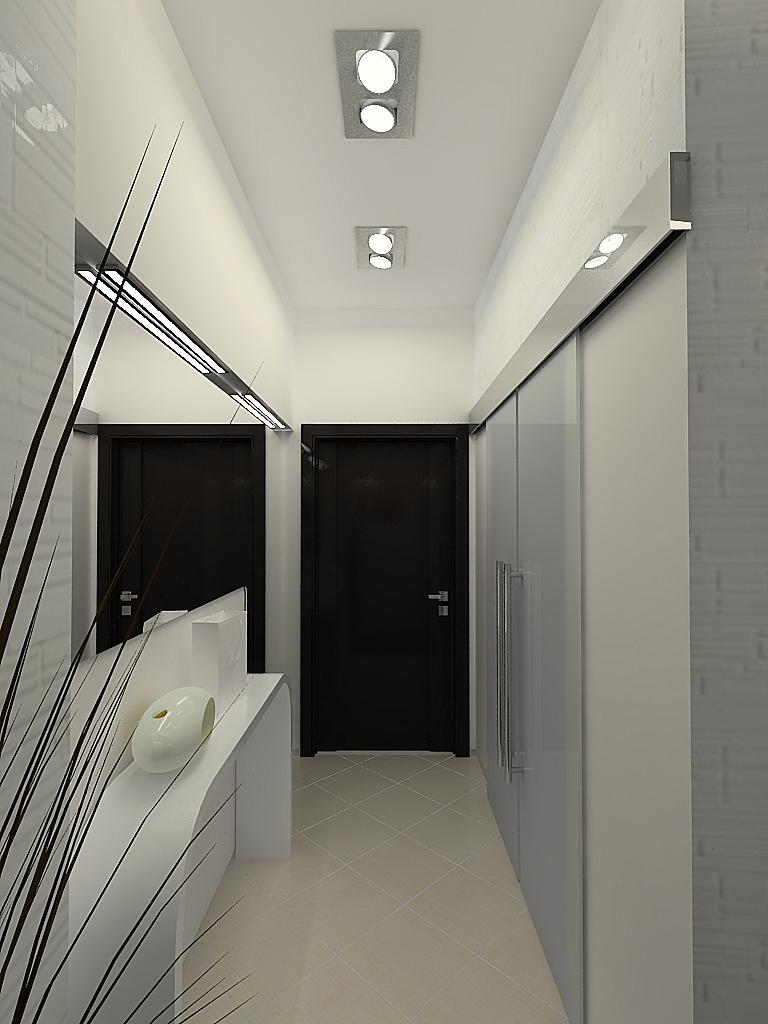 Потолок в прихожей (54)