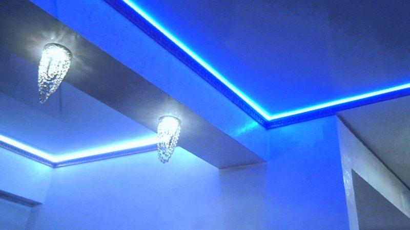 Потолок в прихожей (55)