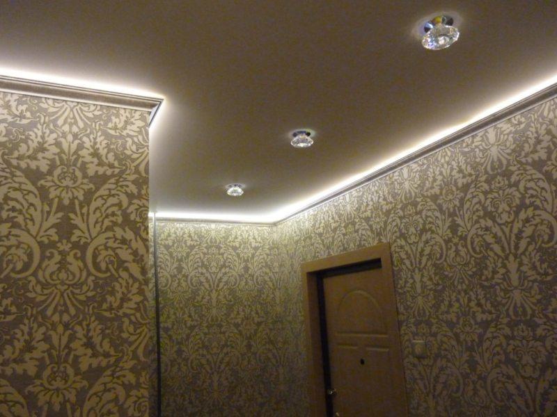 Потолок в прихожей (58)