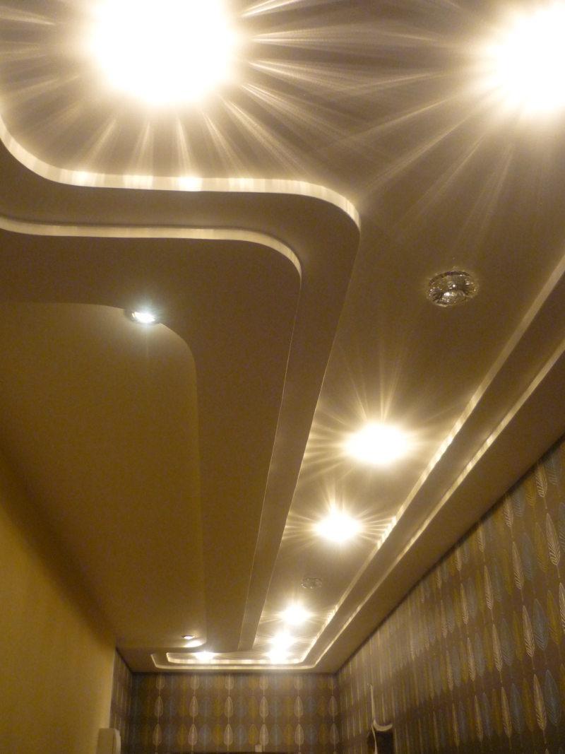 Потолок в прихожей (59)