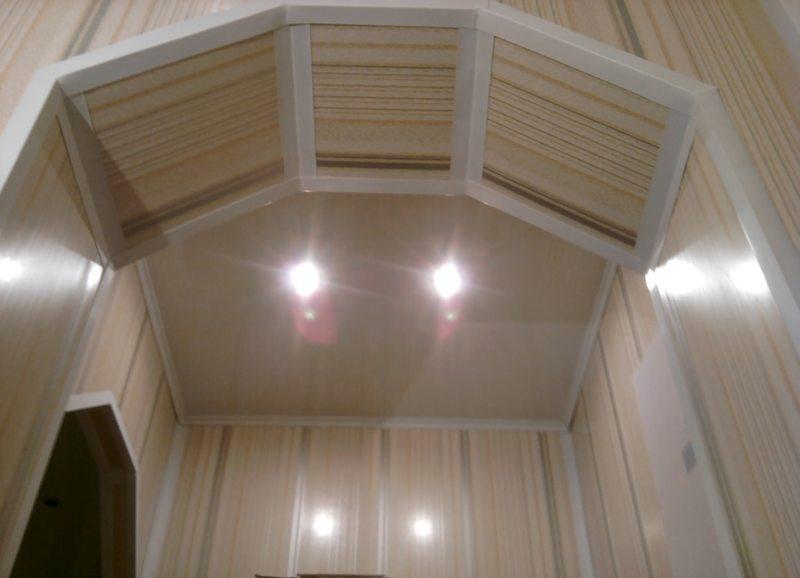 Потолок в прихожей (62)