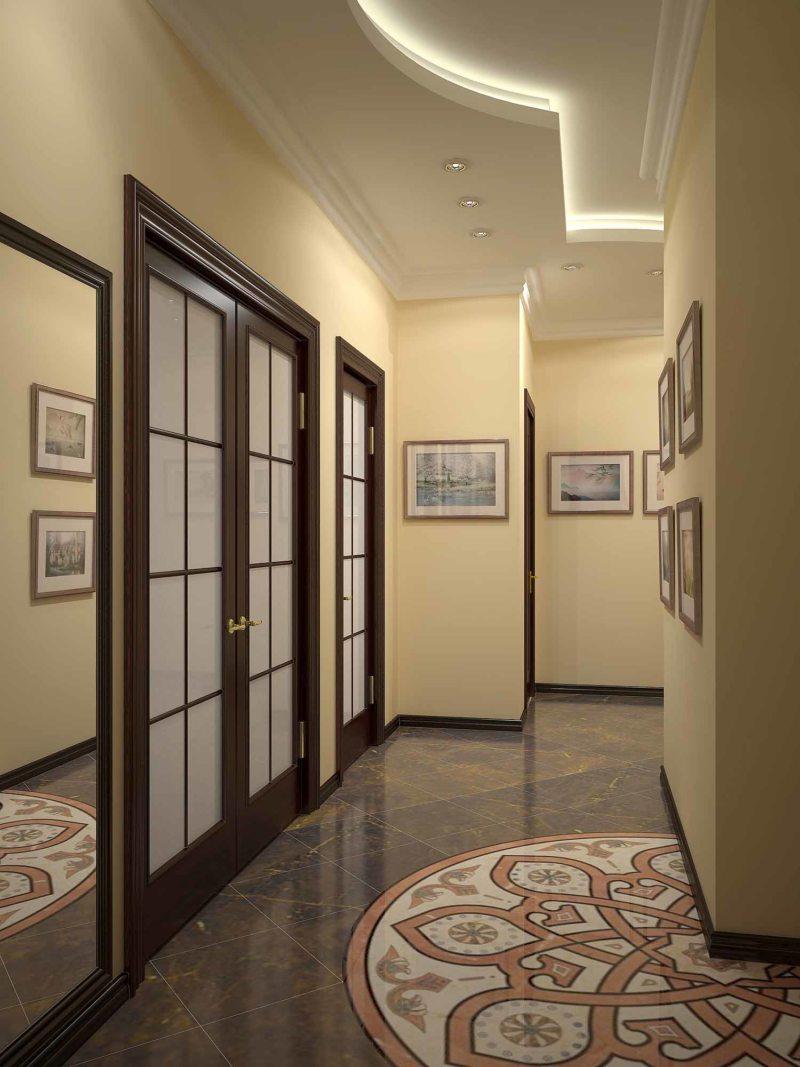 Потолок в прихожей (65)