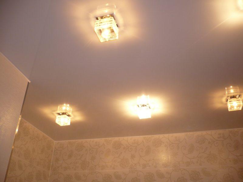 Потолок в прихожей (66)