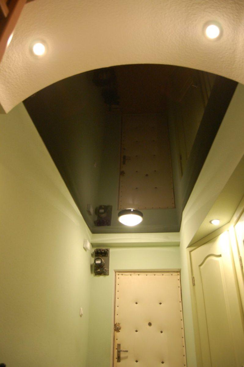 Потолок в прихожей (67)