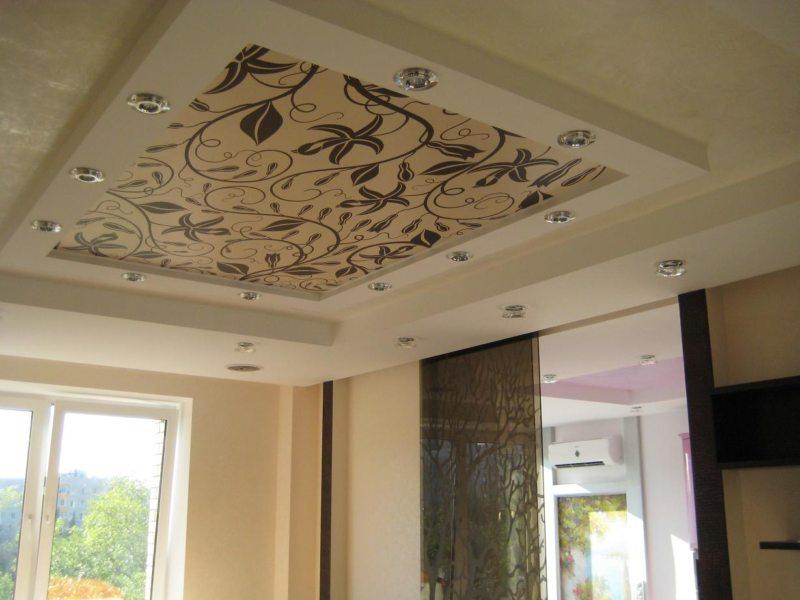 Потолок в прихожей (71)