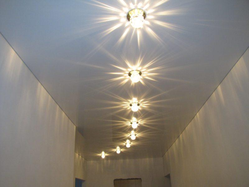 Потолок в прихожей (76)