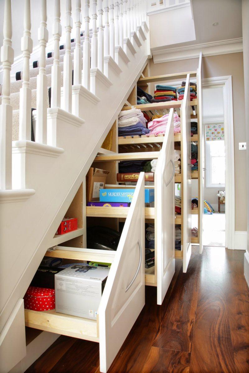 Пространство под лестницей (31)