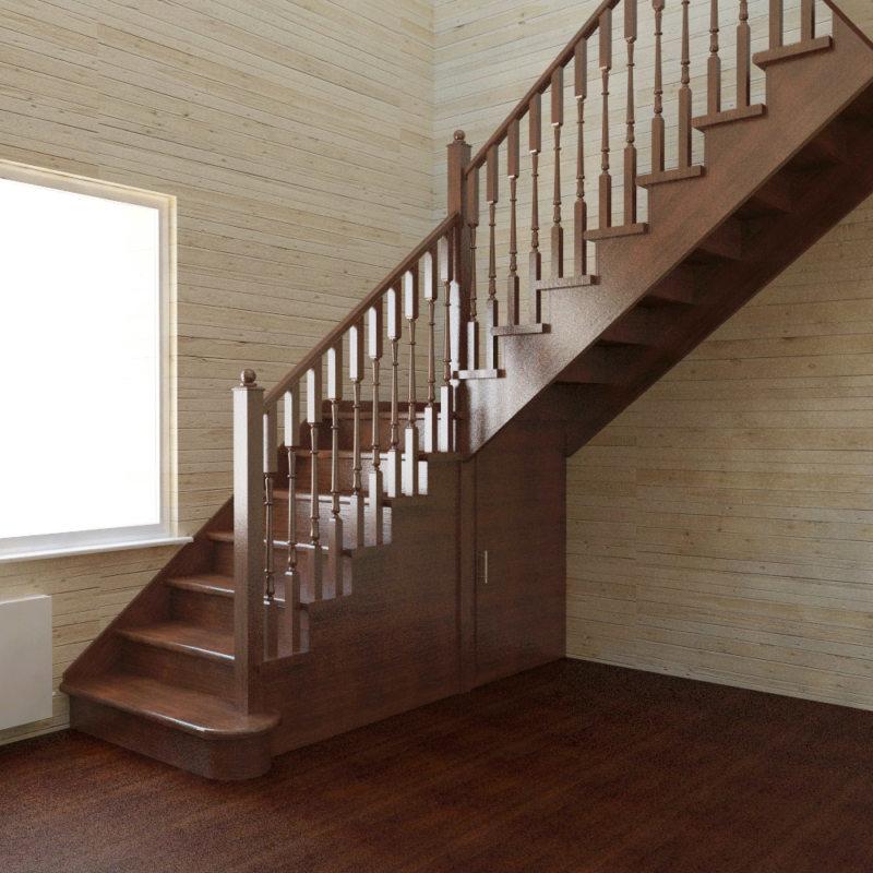 Пространство под лестницей (37)