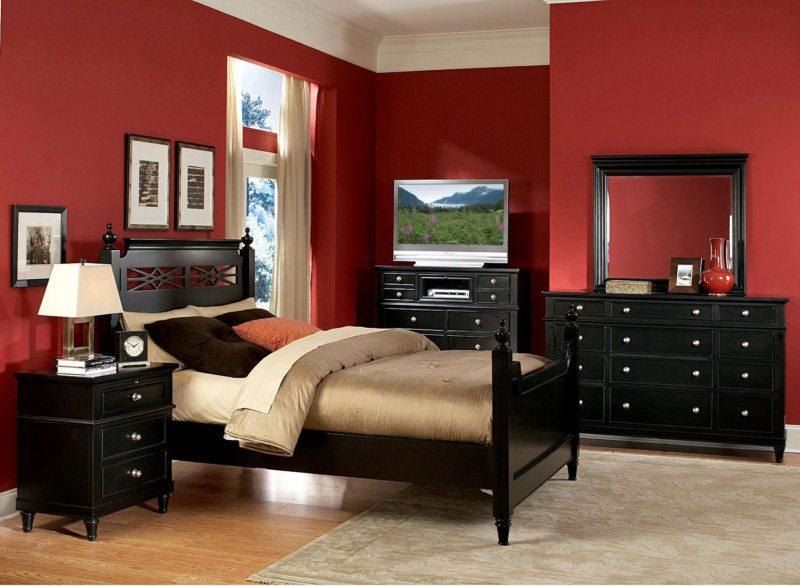 Red bedroom 7 (22)