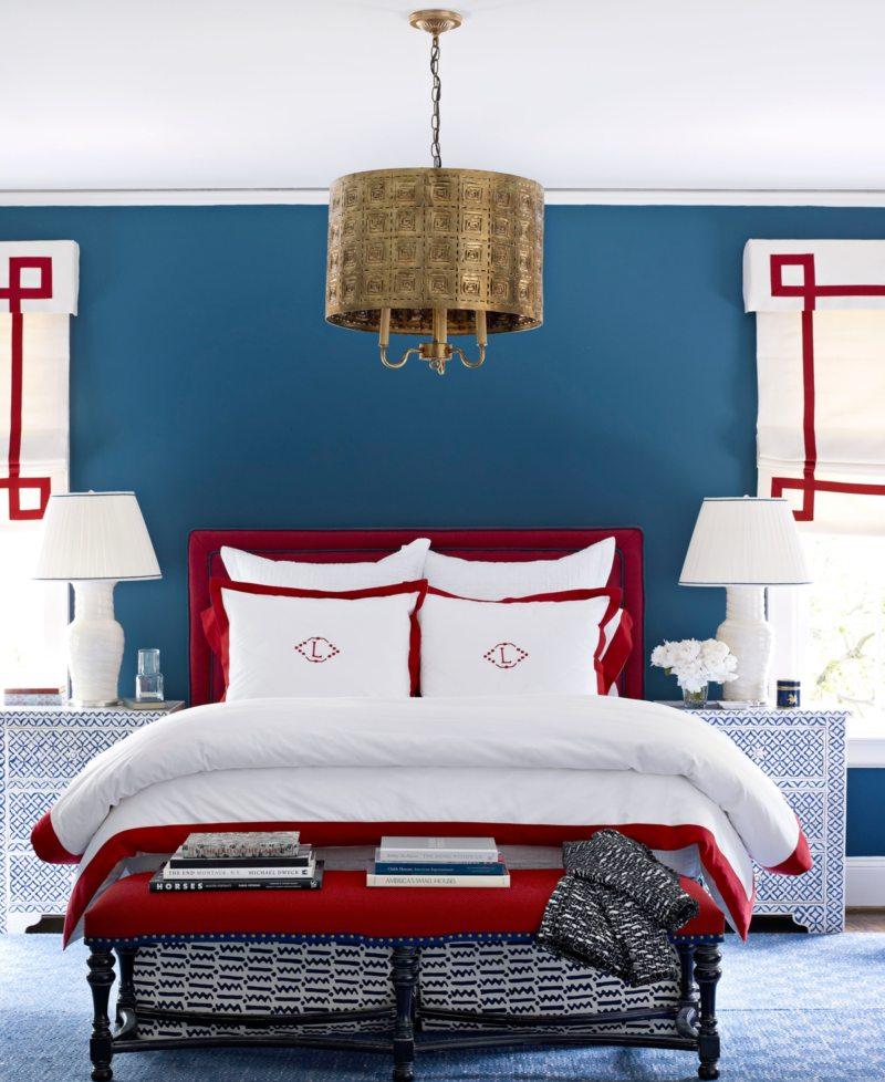 Red bedroom 7 (8)