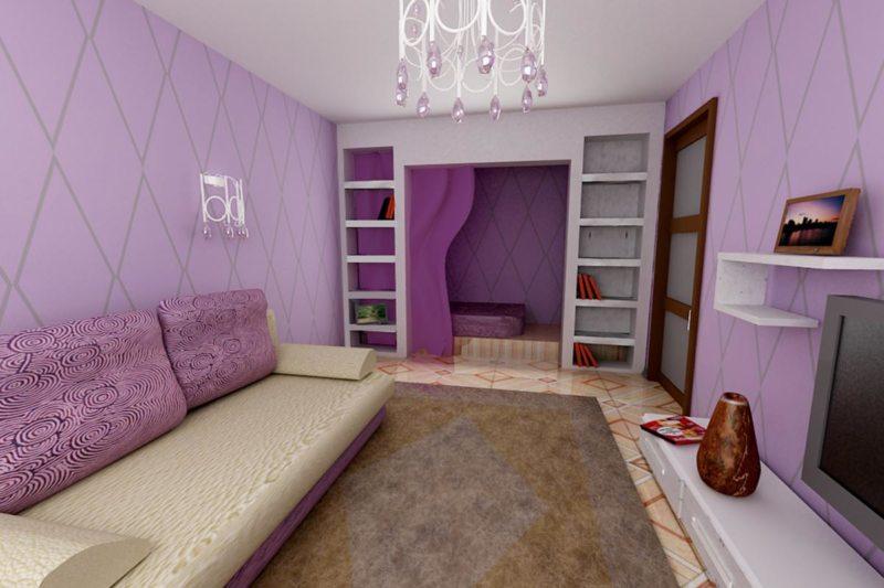 Сиреневая гостиная (11)