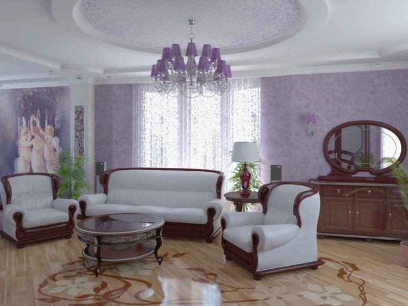 Сиреневая гостиная (18)