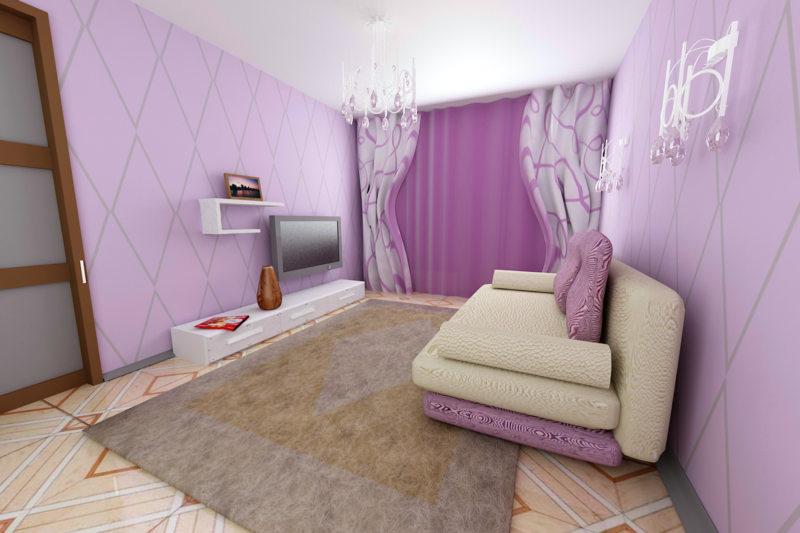 Сиреневая гостиная (49)