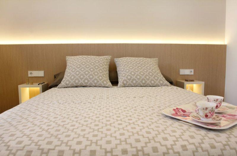 Современные спальни (11)