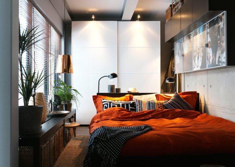 Современные спальни (25)