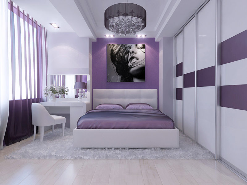 Современные спальни (29)