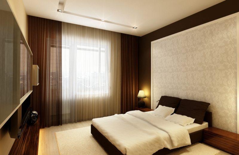 Современные спальни (3)