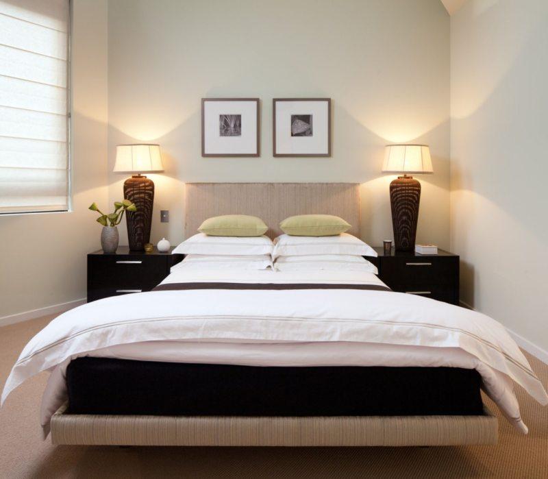 Современные спальни (33)