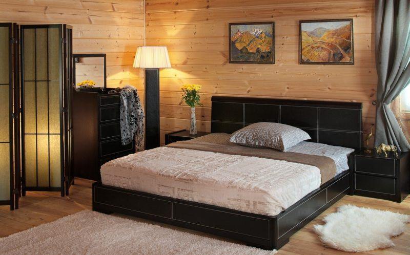 Современные спальни (34)