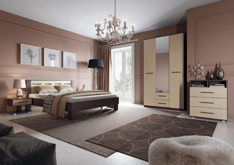 Современные спальни (37)