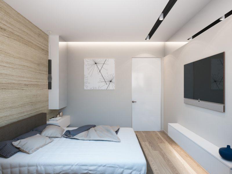 Современные спальни (39)
