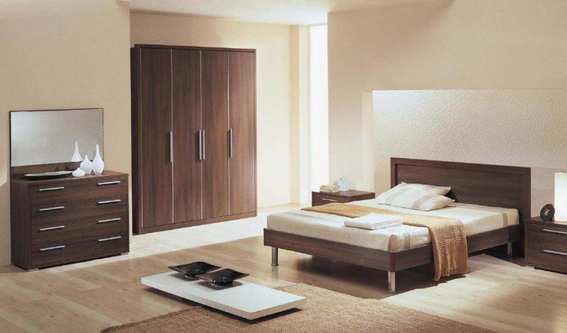 Современные спальни (44)