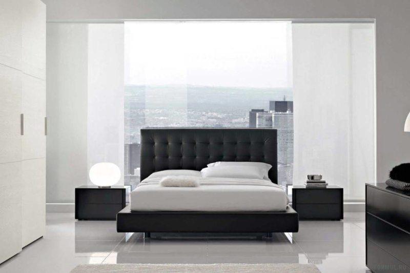 Современные спальни (45)
